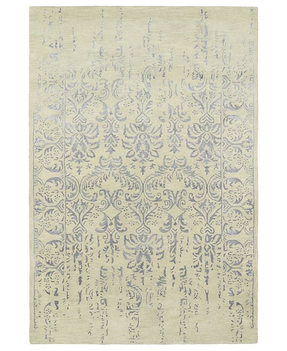 Kaleen Mercery Gray Area Rug Collection