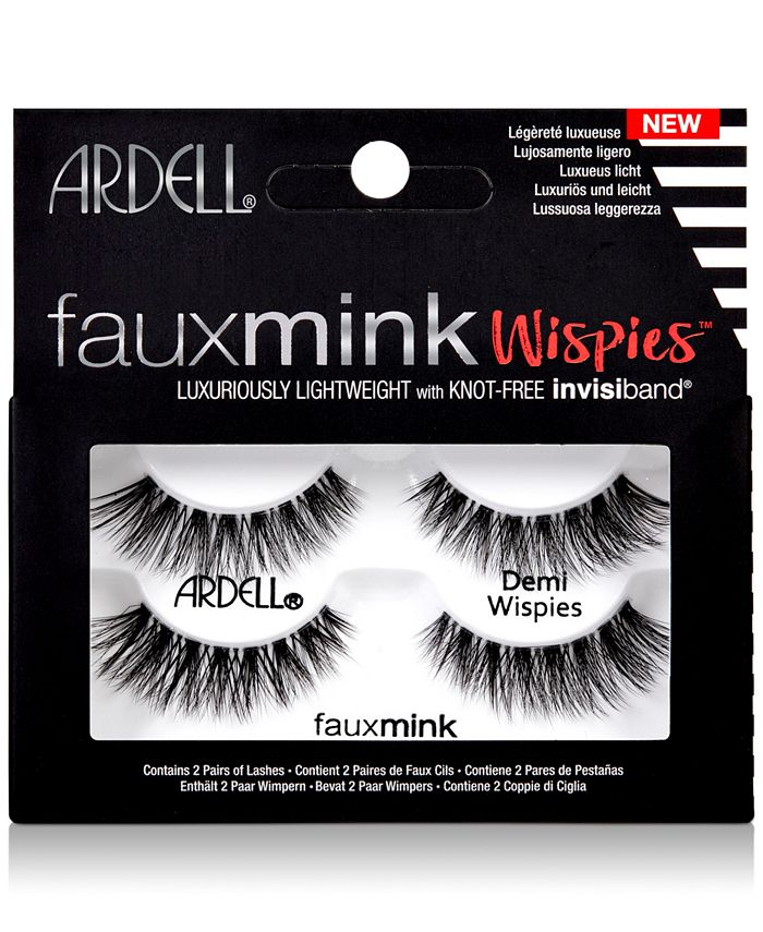 Ardell - Faux Mink Lashes - Demi Wispies 2-Pack