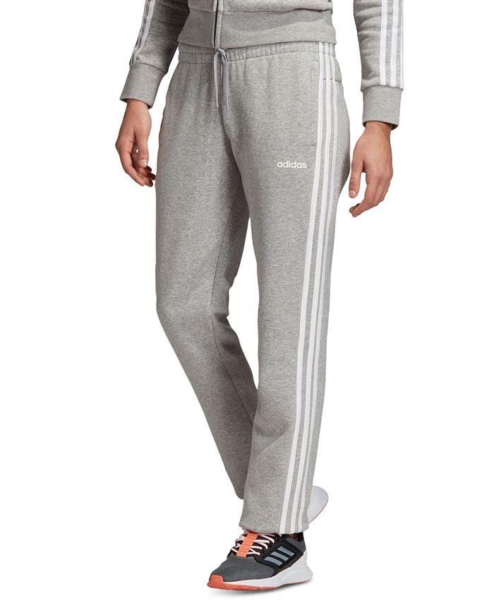 adidas - Essentials 3-Stripe Fleece Joggers