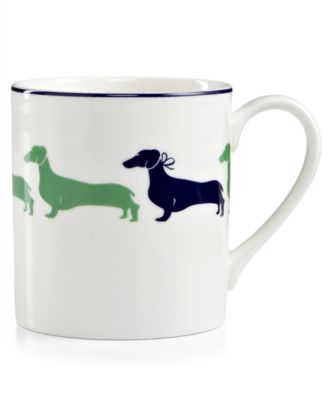 kate spade new york Dinnerware, Wickford Accent Mug