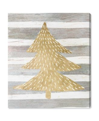 Gold Tree Canvas Art, 17