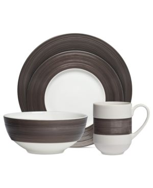 Vera Wang Wedgwood Dinnerware, Devotion 4-Piece Place Setting