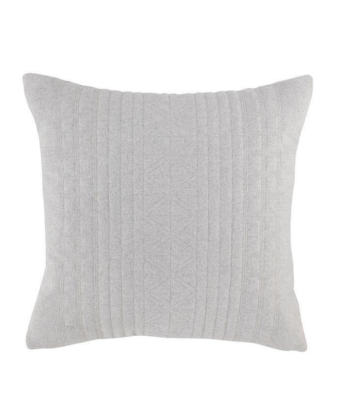 Nautica Seaford Square Pillow Reviews Decorative Throw Pillows Bed Bath Macy S