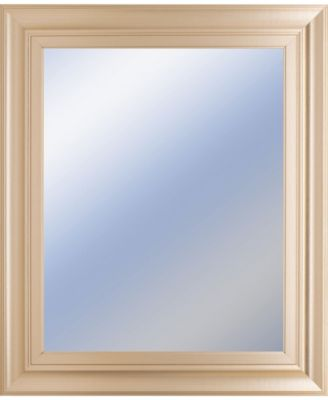 Decorative Framed Wall Mirror, 22