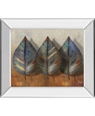 "Three Amigos II by Patricia Pinto Mirror Framed Print Wall Art, 22"" x 26"""