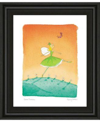 "Felicity Wishes IV by Emma Thomson Framed Print Wall Art, 22"" x 26"""