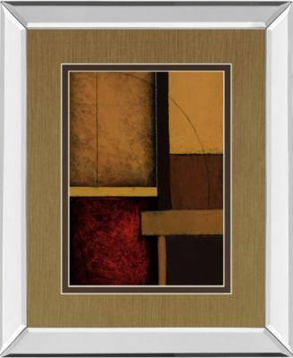 "Gateways I by Patrick St. Germain Mirror Framed Print Wall Art, 34"" x 40"""
