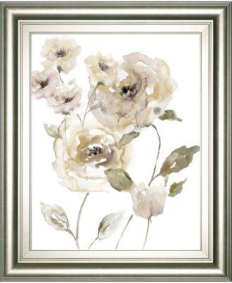 """Translucent Garden II by Nan Framed Print Wall Art, 22"""" x 26"""""""