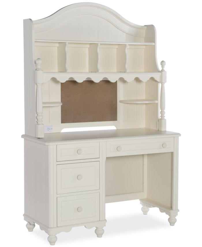 Furniture Summerset Desk/Hutch & Reviews - Furniture - Macy's