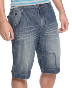 Rocawear Shorts Americana Denim Shorts