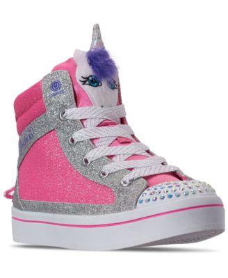 Skechers Little Girls Twinkle Toes Twi
