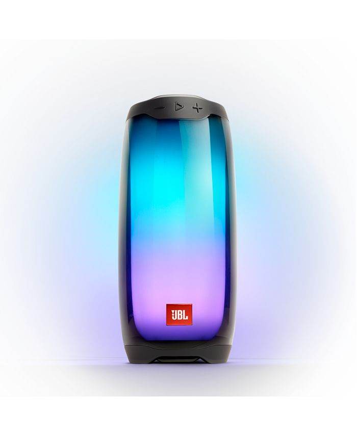 JBL - PULSE 4  - Waterproof portable Bluetooth speaker with 360° lightshow and sound