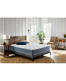 "Corsicana American Bedding 11"" Tight Top Hybrid Gel Memory Foam and Spring Medium Firm Mattress- Queen"