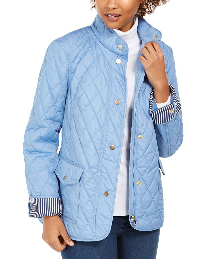 Charter Club - Quilted Jacket