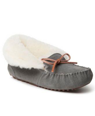Brisbane Genuine Moccasin Slipper