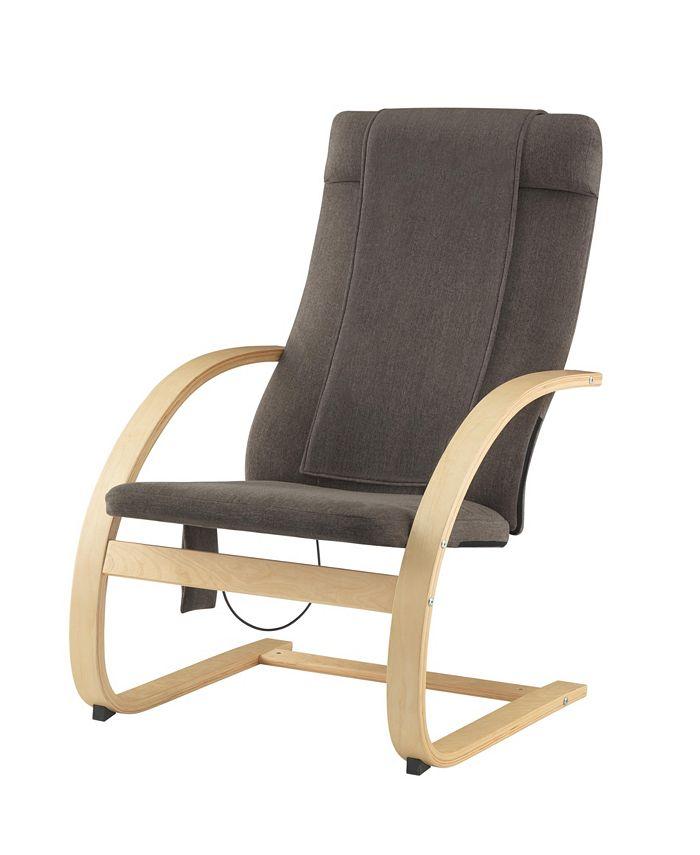 Homedics - HoMedics 3D Shiatsu Massaging Lounger