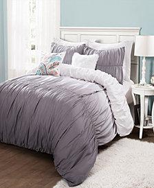 Ombre Fiesta 5-Piece King Comforter Set