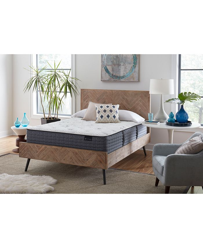 "King Koil - Luxury Willow 13.5"" Cushion Firm Mattress- Twin"