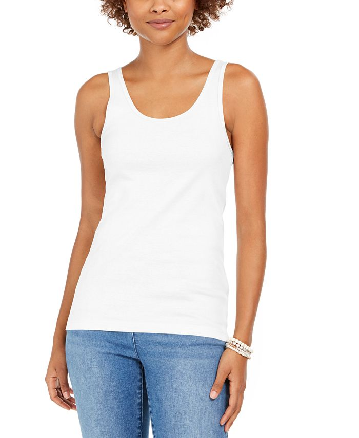 Style & Co - Cotton Tank Top