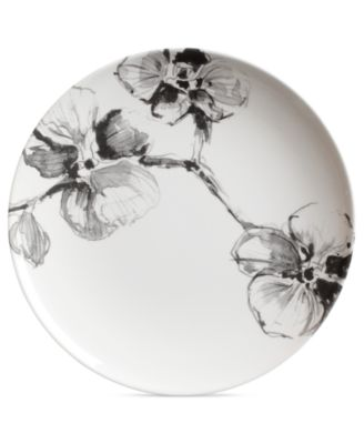 MADHOUSE by Michael Aram Dinnerware, Black Orchid Melamine Dinner Plate