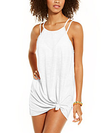 Miken Juniors' Sleeveless Cover-Up Dress, Created for Macy's