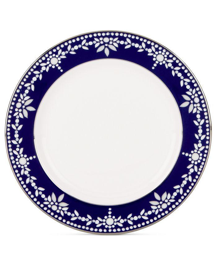 Marchesa by Lenox - Empire Indigo Appetizer Plate