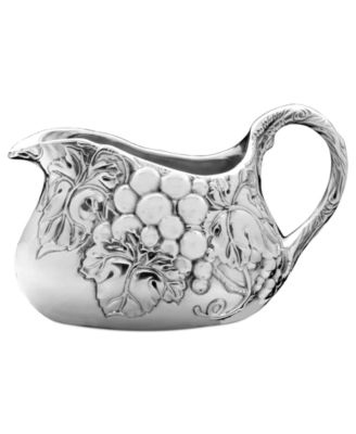 Arthur Court Serveware, Grape Gravy Boat