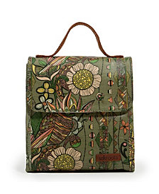 Sakroots Flap Lunch Bag