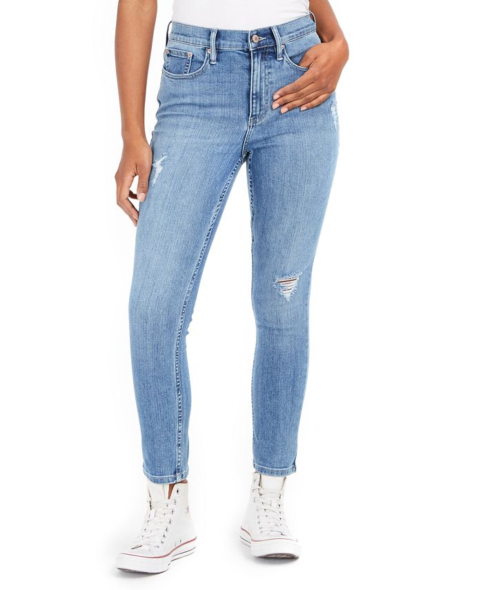 Calvin Klein Jeans - High-Rise Decon Skinny Jeans
