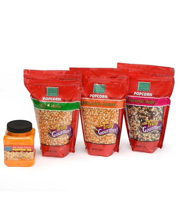 Wabash Valley Farms Classic Popcorn Variety Pack