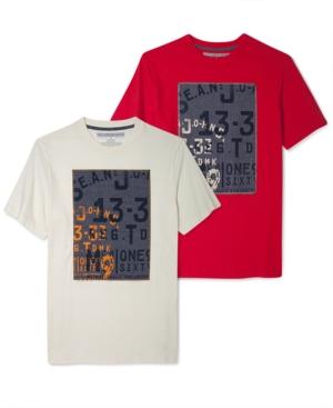 Sean John Shirt Overload Graphic TShirt