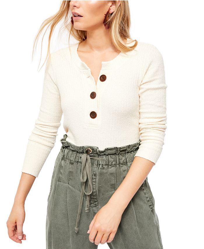Free People - Oliver Henley Top