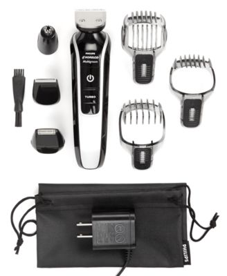 Philips Norelco QG3360 Trimmer, Multigroom Plus