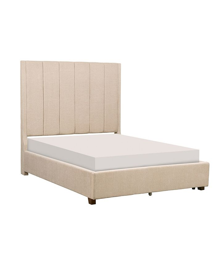 Furniture - Bartly Upholstered Bed - Queen