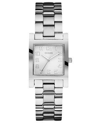 guess s stainless steel bracelet 28mm u0131l1