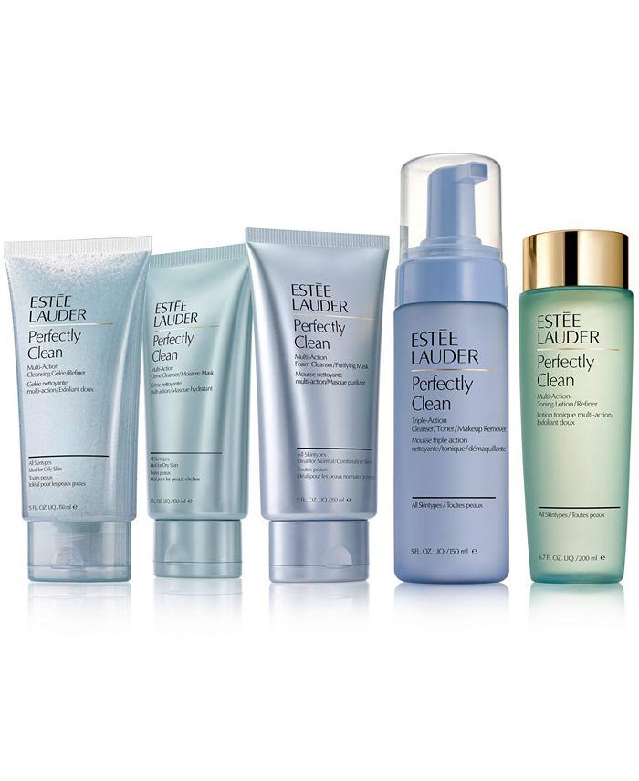 Estée Lauder - Perfectly Clean Skincare Collection