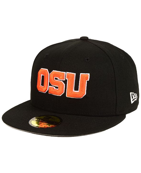 New Era Oregon State Beavers AC 59FIFTY-FITTED Cap