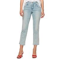 Deals on Sanctuary Modern Standard High-rise Crop Jeans