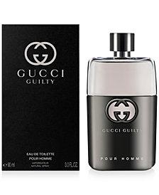 Gucci Guilty Pour Homme Eau de Toilette Fragrance Collection