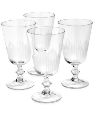 Architect All-Purpose Wine Glasses, Set of 4, Created for Macy's