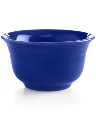 Fiesta Cobalt Bouillon Bowl