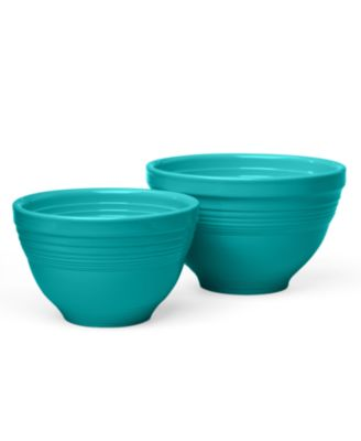 Fiesta Set of 2 Baking Prep Bowls