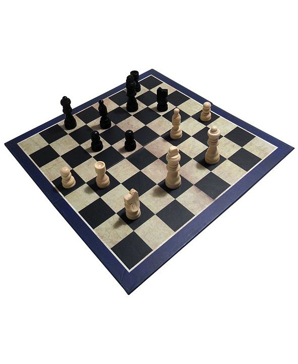 House of Marbles 3-in-1 Chess