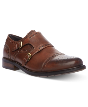 Steve Madden Mens Shoes Exec Monk Strap Shoes Mens Shoes
