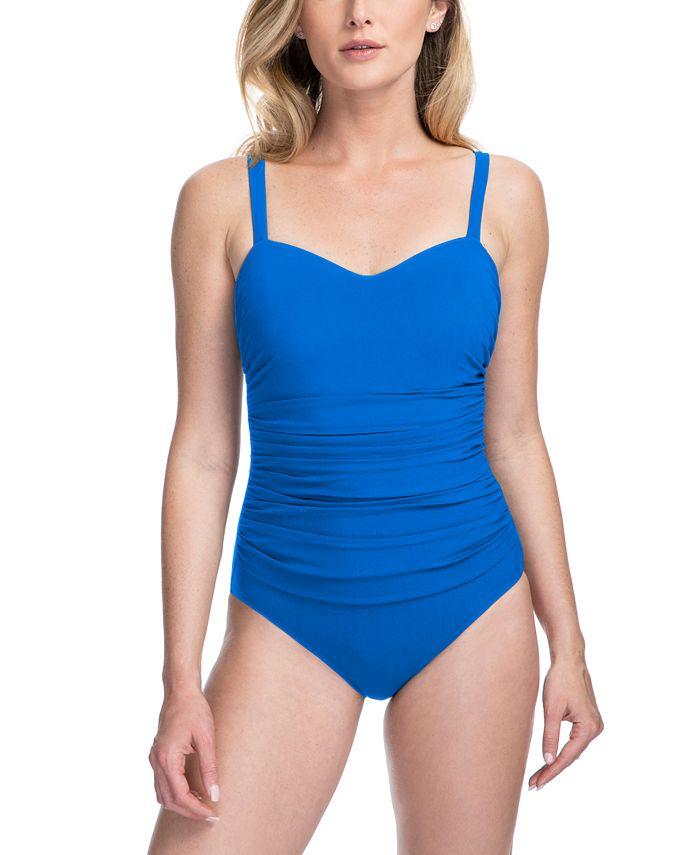 Profile by Gottex - Tutti Frutti Underwire One-Piece Swimsuit
