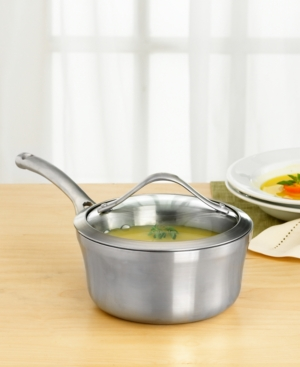 Calphalon Contemporary Stainless Steel 1.5 Qt. Sauce Pan