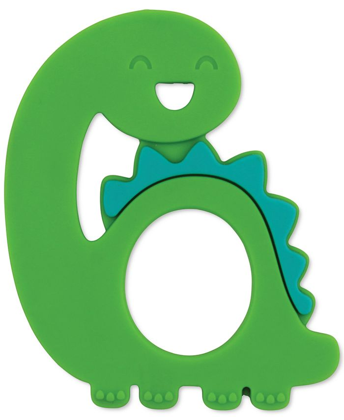 Bumkins - Dinosaur Silicone Teether