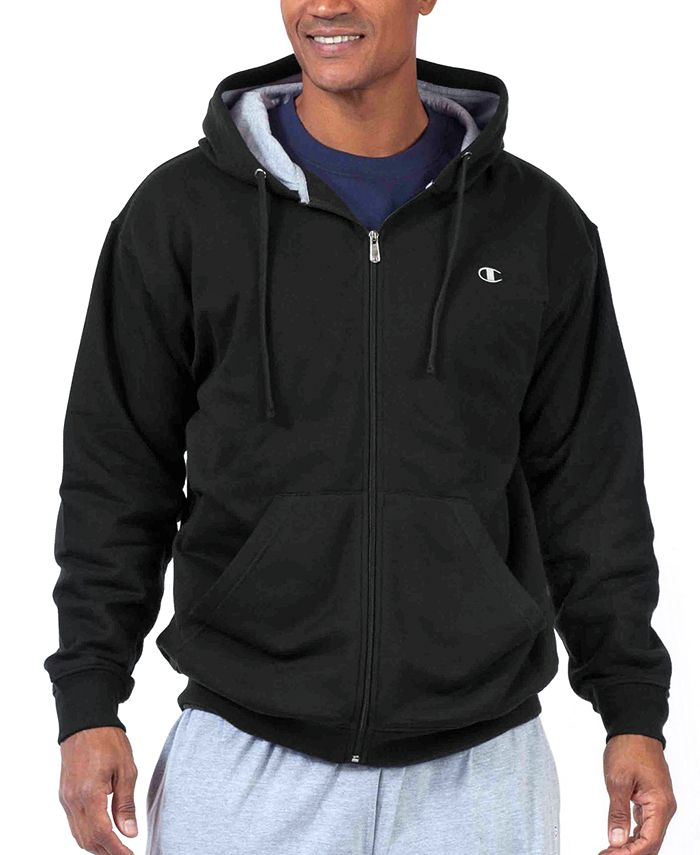 Champion - Men's Big & Tall Zip Hoodie