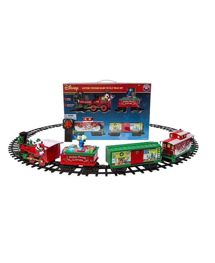 Lionel - Mickey Mouse Express Ready to Play Train Set