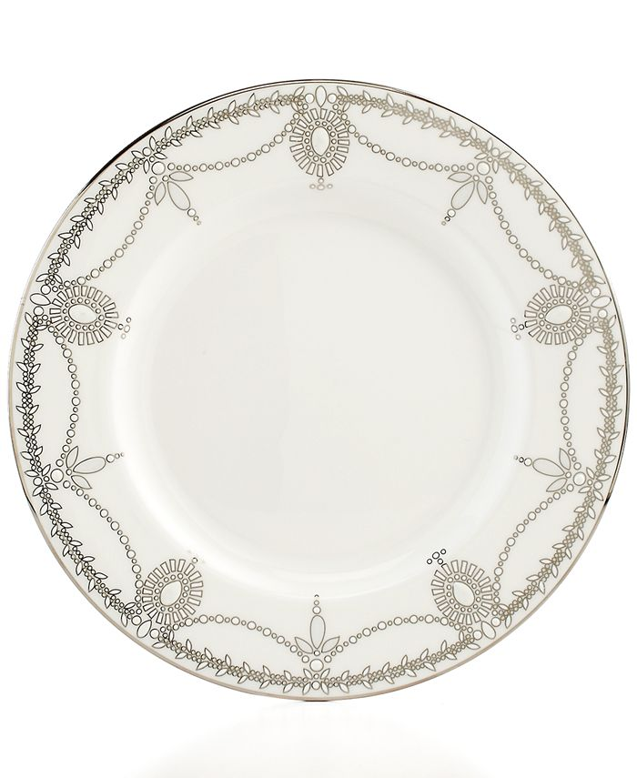 Marchesa by Lenox - Empire Pearl Salad Plate